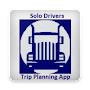 Truckers Trip Planning App - Solo Drivers APK icon