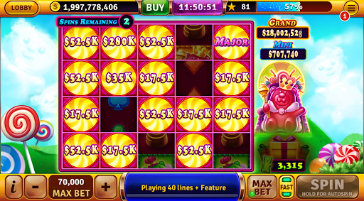 Slots: House of Fun™️ Casino Slot Machine Games screenshot 7