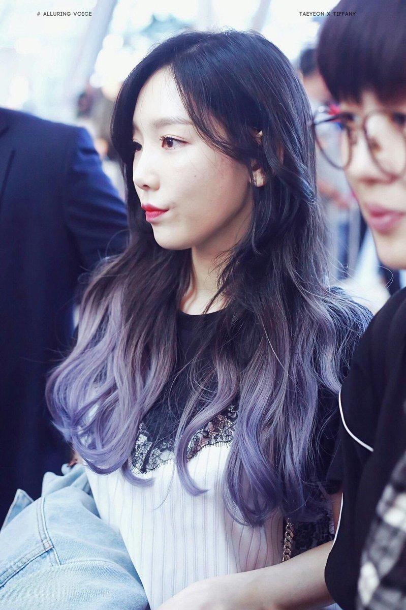 taeyeon hair 77
