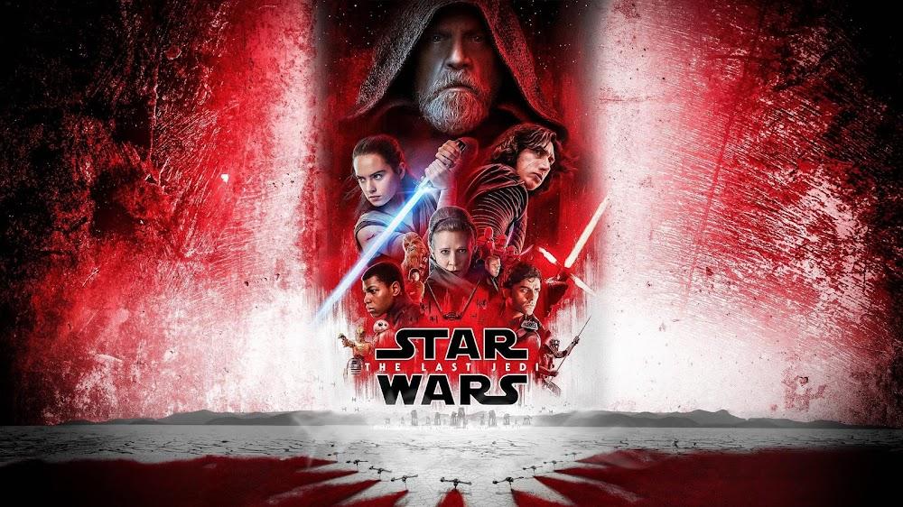 Star Wars: The Last Jedi 2017