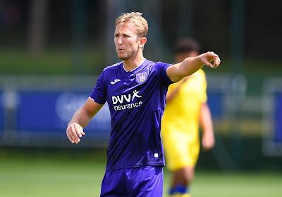 Michel Vlap négatif, Anderlecht attend les autres résultats