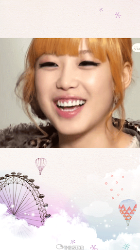 Secret hyoseong ライブ•壁紙 1
