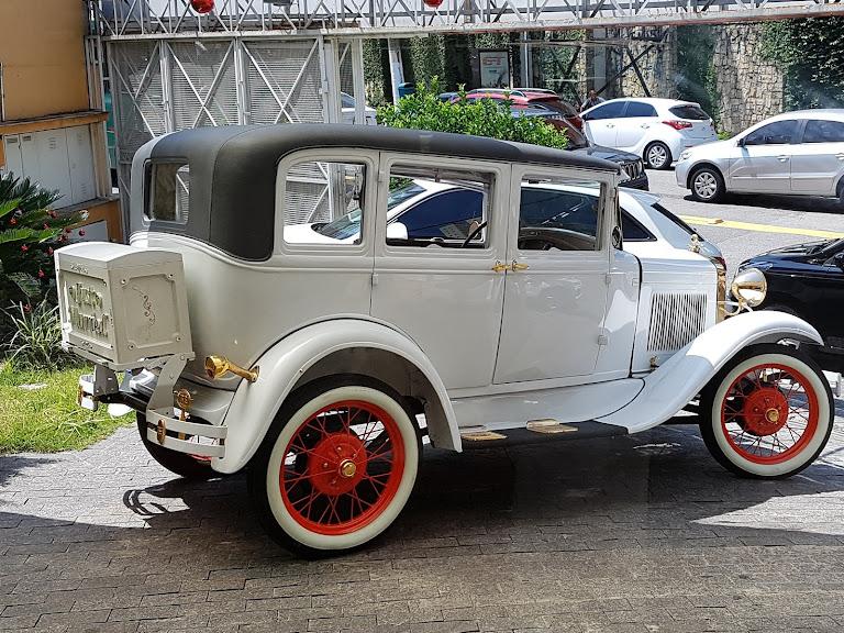 Ford  Conversível Hire São Paulo