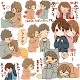 Download Cute couple Japanese sticker for WA For PC Windows and Mac