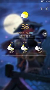Panda Assassin Theme screenshot 3