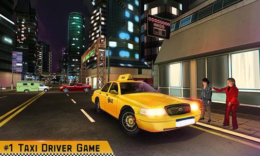 Taxi Driver 3D  captures d'u00e9cran 1