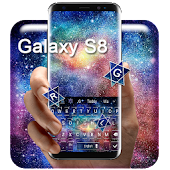 Galaxy S8 Plus Keyboard