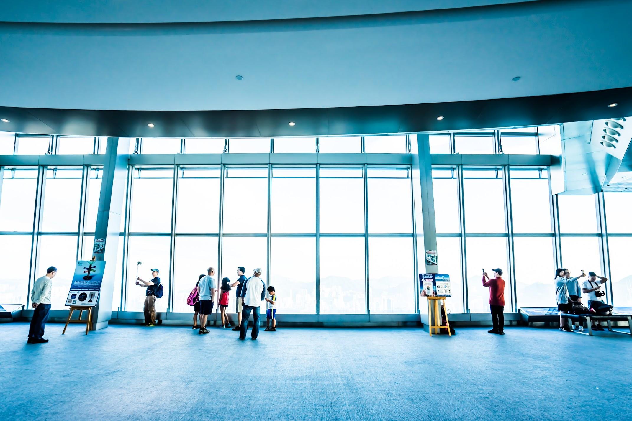 香港 スカイ100(sky100)4