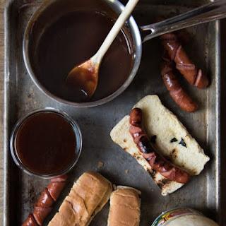 J Dawgs Hot Dog Sauce.