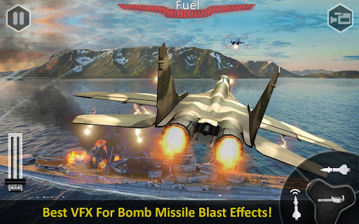Fighter Jet Air Strike - Now with VR 2.6 Cheat screenshots 2