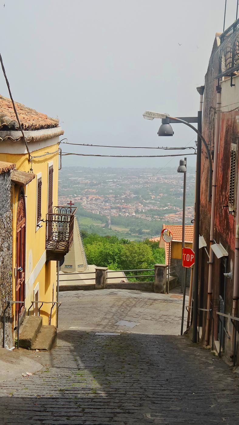 Viste a Sant'Alfio, la città del Castagno dei 100 cavalli di Silvia1990