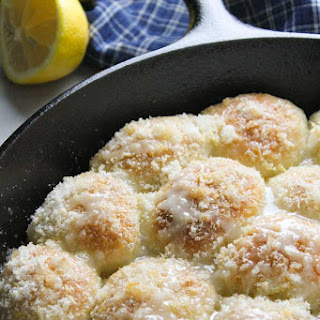 Lemon Pull Apart Rolls Recipe