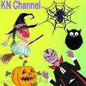 KN Channel Halloween Fun icon