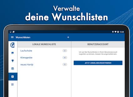 Angebot english german