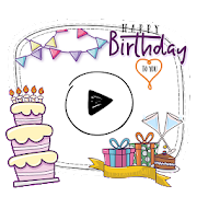 Birthday Video from photos && song