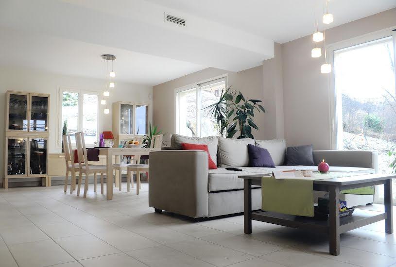 Vente Terrain + Maison - Terrain : 750m² - Maison : 80m² à Saint-Aubin-Routot (76430)