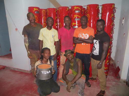 L'équipe Tika