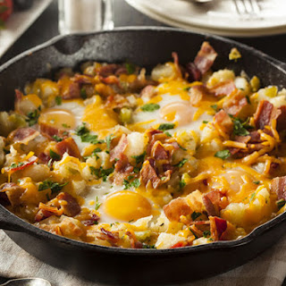 Country Breakfast Skillet.