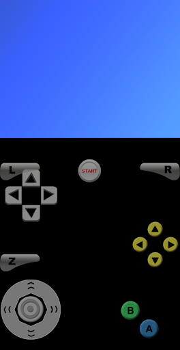 Super64Pro (N64 Emulator) - screenshot