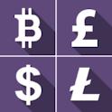 CryptoConvert Pro - Cryptocurrency Calculator icon