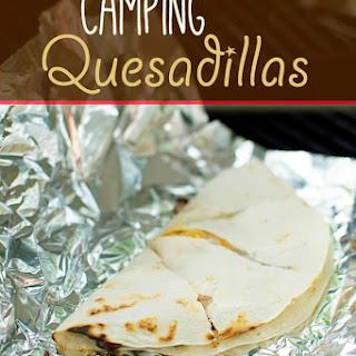 Camping Quesadillas