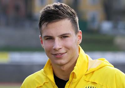 Mykola Kukharevych s'éloigne du RSC Anderlecht