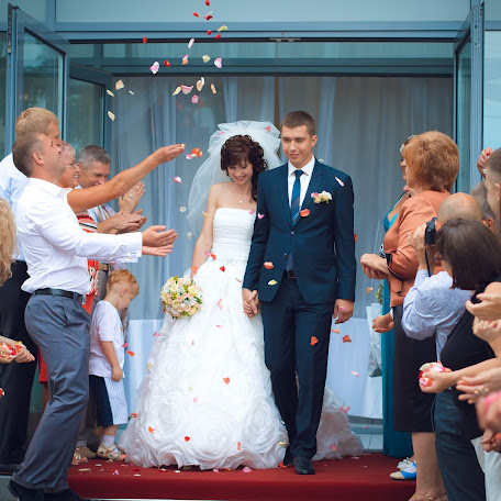 Wedding photographer Oleg Tkachev (MydayMediagroup). Photo of 12.03.2016