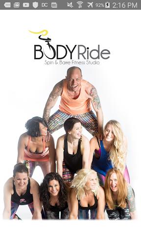 BodyRide Spin Barre Fitness
