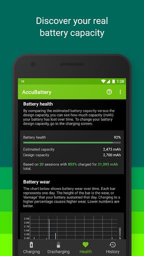 AccuBattery screenshot 4