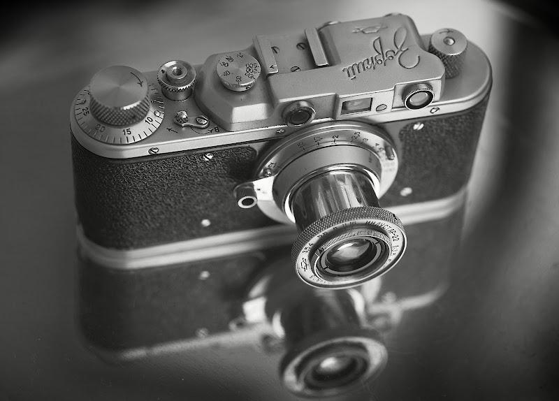 Il fotografo vintage di Pinco_Pallino