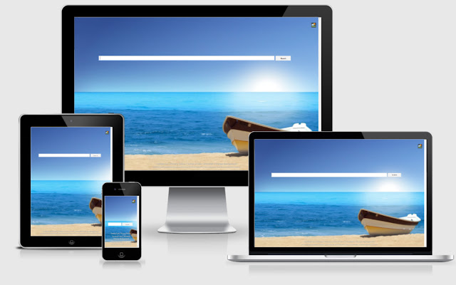 Beach Backgrounds and Wallpapers