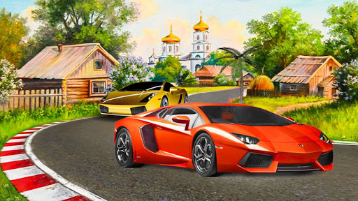 Flash Car Rush Racing