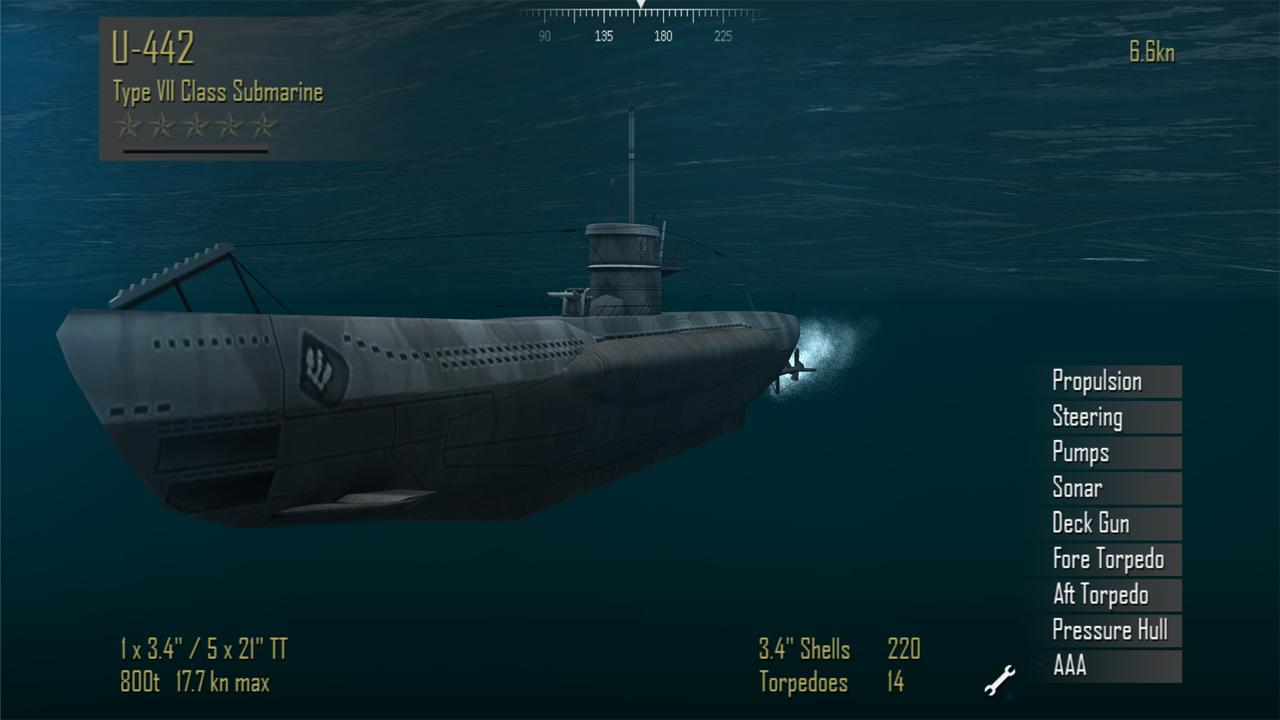 Atlantic Fleet- screenshot