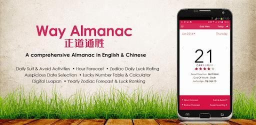 Way FengShui Almanac - Apps on Google Play