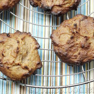 Sophie's Gluten Free Triple Coconut & Almond Butter Soft Cookies With Dark Chocolate Chips.