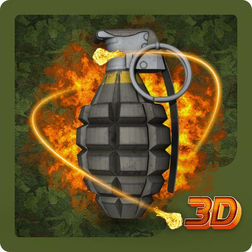 Army Military 3D Theme