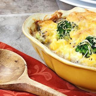Microwave Broccoli Casserole