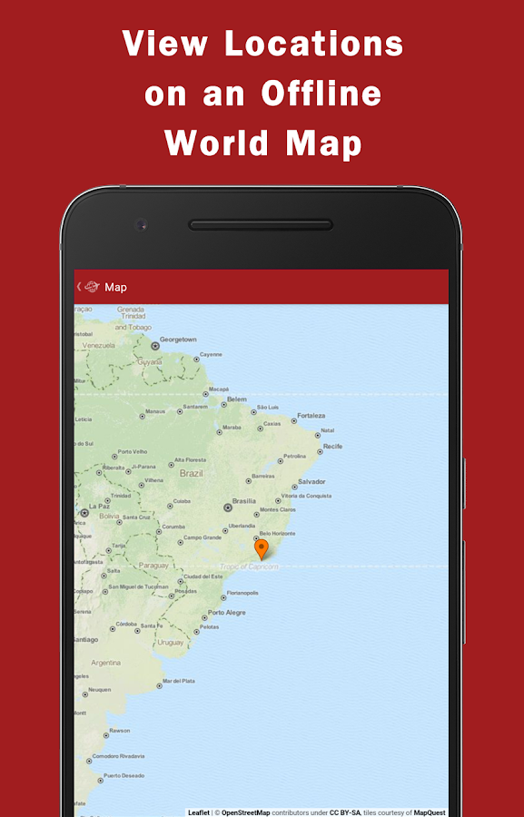 South America Travel Guide- screenshot