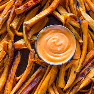 Sweet Potato Fries Dip Mayonnaise Recipes