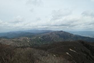 国見岳から釈迦ヶ岳