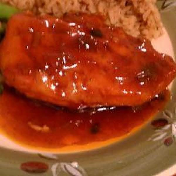 Apricot Chicken Recipe