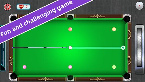 8 Ball Pool Star - Jeux de sport gratuits  captures d'écran 1