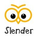 Slender Skin UX for Kustom/Klwp icon