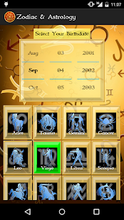 Zodiac & Astrology- screenshot thumbnail