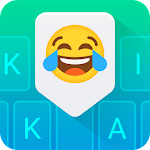 Kika Keyboard - Emoji, Emoticon, GIF,Sticker,Theme Icon