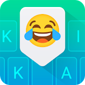 Kika Keyboard - Emoji, Emoticon, GIF,Sticker,Theme