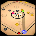 Carrom Club Online : Carrom Board Disc Pool Game icon