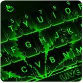 Emerald Green Keyboard Theme