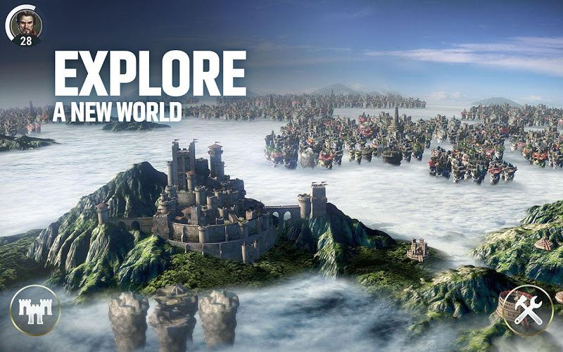 Dawn of Titans - Epic War Strategy Game Screenshot 4