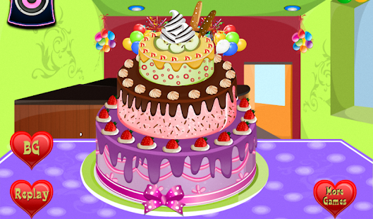 cake decoration games for kids delicious cake decoration android apps on play 11963